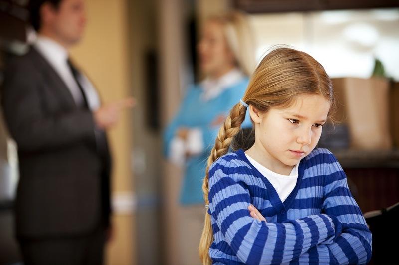 С кем останется ребенок после развода?